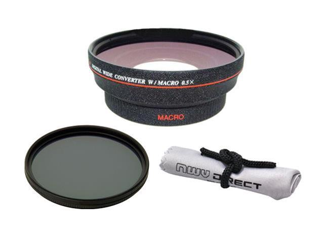 Multithreaded Glass Filter Circular Polarizer Digital Nc C-PL 82mm Multicoated for Canon EOS 7D