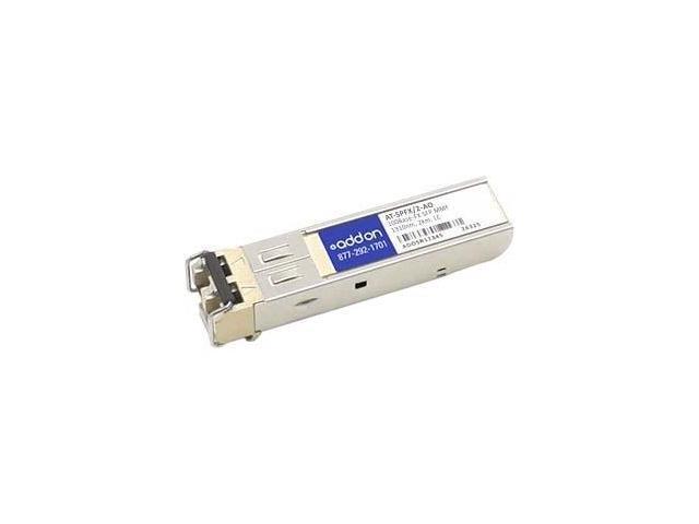 AddOn Allied AT-SPFX/2 Compatible SFP Transceiver - SFP (mini-GBIC)  transceiver - Newegg com