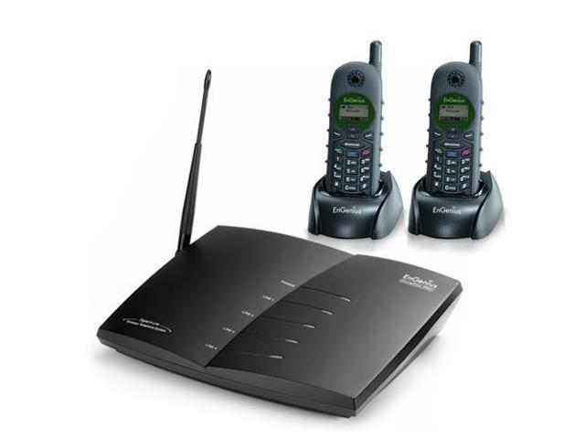 Engenius DURAWALKIE 1X Durafon 2-Way Radio Walkie and Handset