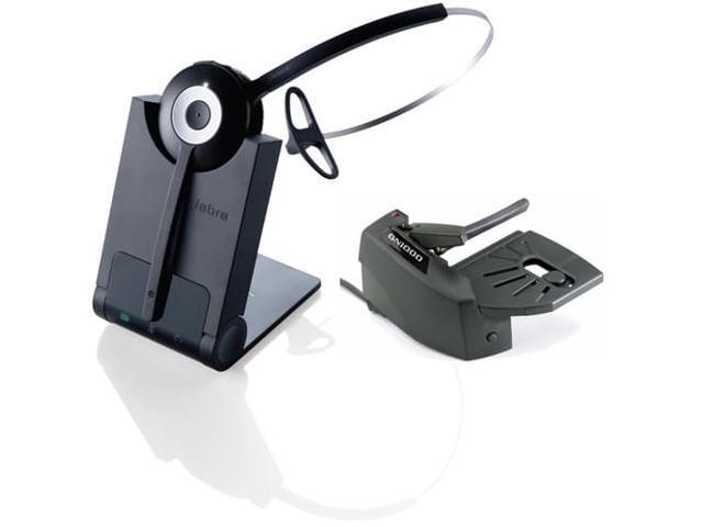 Jabra Pro 920 Mono Manual Wireless Headset System W Gn1000 Lifter Newegg Com