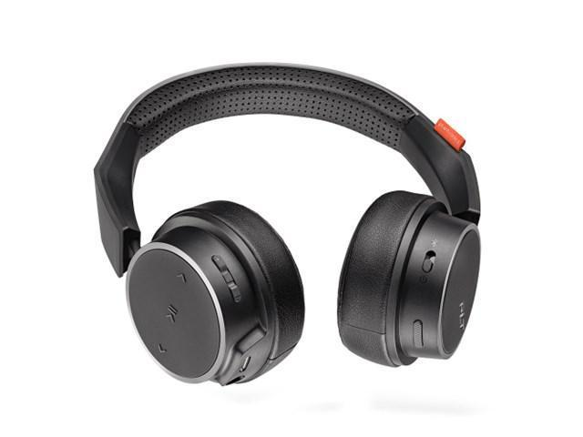how to buy authorized site check out Plantronics Backbeat Fit 505 Black Stereo Bluetooth Headphone ...