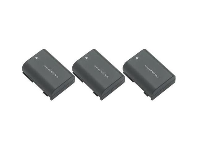 NB-2L NB-2LH Battery For Canon EOS 350D 400D Digital Rebel XT XTI PowerShot  G7 G9 - 3 Pack - Newegg com