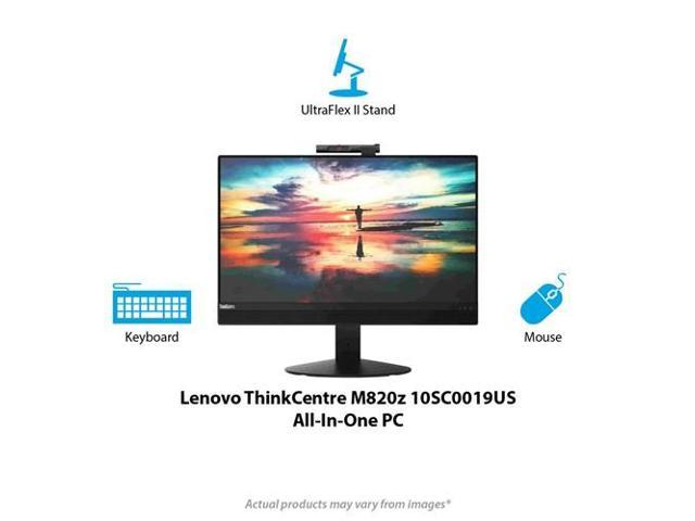Lenovo ThinkCentre M820z 10SC0019US All-in-One Computer - Intel Core i5  (8th Gen) i5-8400 2 80 GHz - 8 GB DDR4 - 256 GB SSD - 21 5