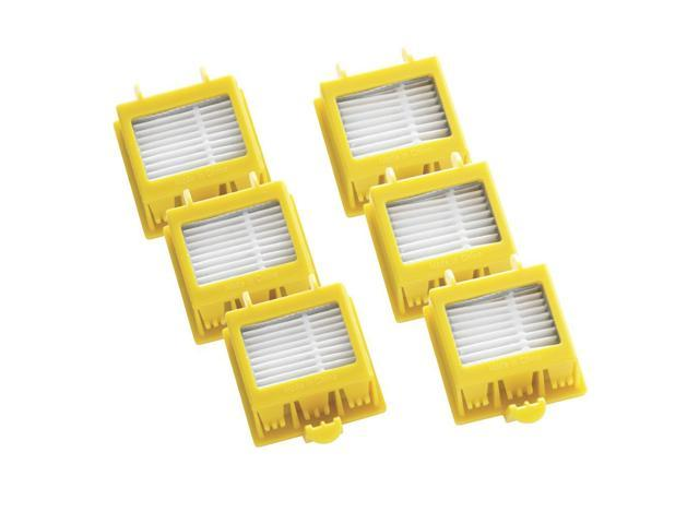 f0e126a8c26 iRobot Roomba 700 Series Dual HEPA Filter Replacements - Newegg ...