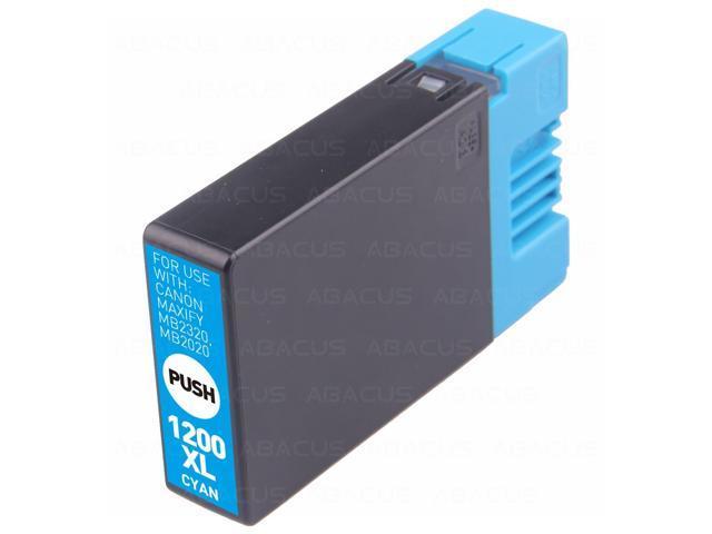 High-Yield PGI-1200 XL Cyan Ink Cartridge for Canon MAXIFY MB2020 MB2320  Printer - Newegg com