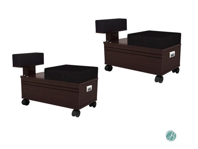 Brilliant Berkeley Pedicure Cart With Footrest Beauty Nail Salon Furniture Gmtry Best Dining Table And Chair Ideas Images Gmtryco