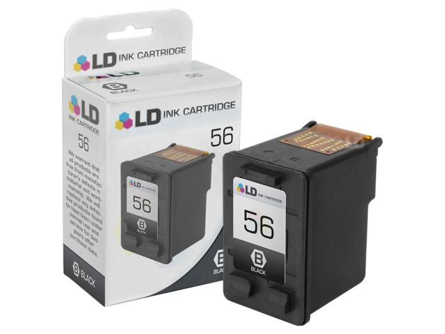 C6656AN C6657AN for HP OfficeJet 5510 6110 PSC 2410 5PK Recycled HP 56 57 ink