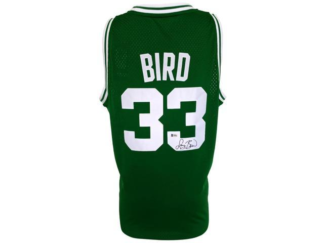 competitive price c096b 7de4a Larry Bird Signed Boston Celtics Adidas Hardwood Classics Jersey XL BAS -  Newegg.com