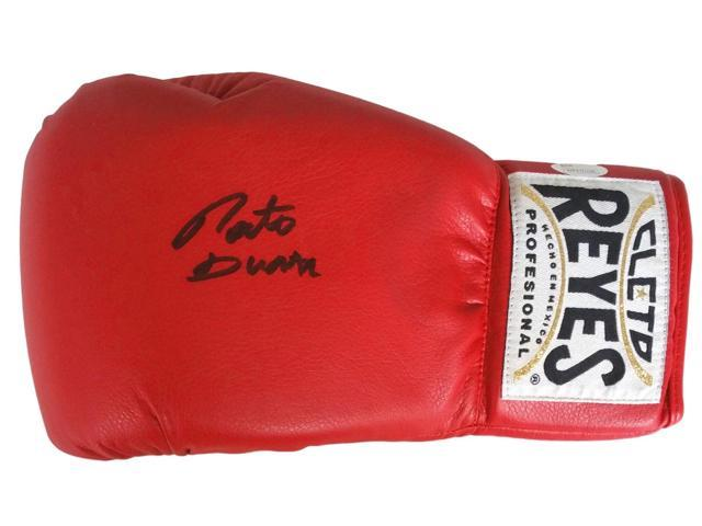 """Cleto Reyes Giant 21/"""" Collectible Autograph Boxing Glove Red Right Hand"""