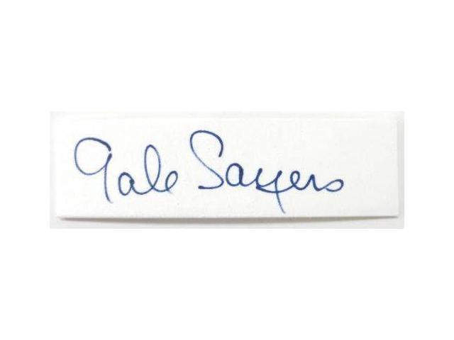 promo code ac967 4efdb Gale Sayers Chicago Bears Signed/Autographed White Cut SI Authenticated -  Newegg.com