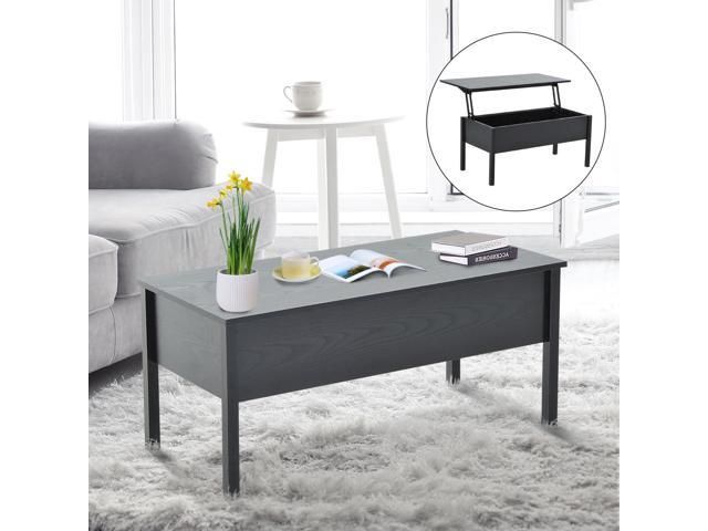 39 Modern Lift Top Coffee Table Floating Retractable Lift Top
