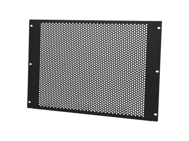 Groovy Navepoint 7U Blank Rack Mount Panel Spacer With Venting For 19 Inch Server Network Rack Enclosure Or Cabinet Black Newegg Com Home Interior And Landscaping Dextoversignezvosmurscom