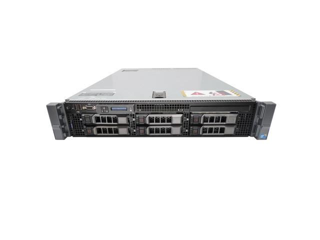 Refurbished: Dell PowerEdge R710 2x Xeon X5650 2 66GHz Six Core