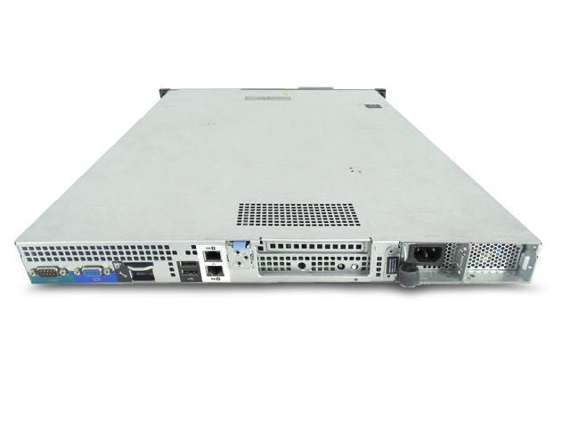 Dell PowerEdge R610 Server 2x 2.66 GHz Six Core PERC6 RPS 4x 146GB 15K 32GB