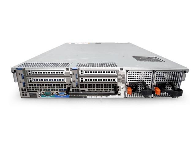 Refurbished: Dell PowerEdge R710 2x Xeon X5650 2 66GHz Six Core