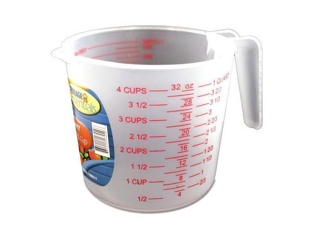 123-Wholesale: Set of 72 One Quart Measuring Cup (Kitchen & Dining, Kitchen  Measuring Tools)