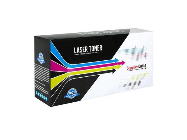 Supplies Outlet Compatible Toner Cartridge for HP824A(CB380A) ( Black,  Cyan, Yellow, Magenta , 4 Pack ) - Newegg com