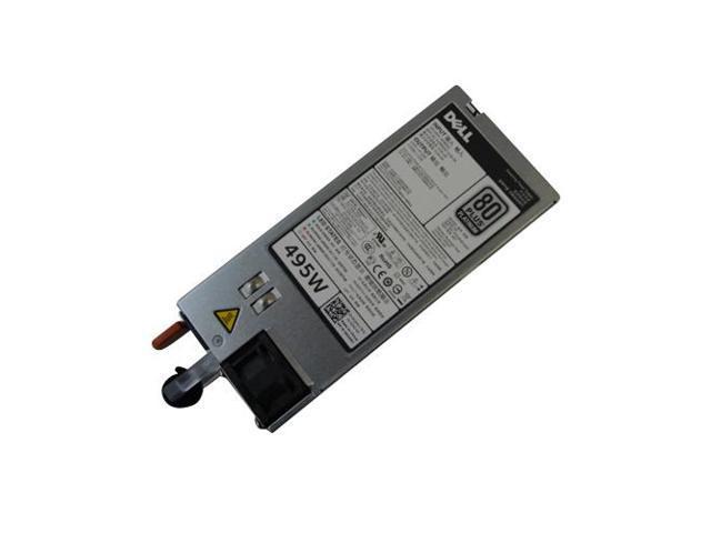 Dell PowerEdge T320 T420 T620 R620 R720 R720XD Server Power Supply 495 Watt  N24MJ 3GHW3 D495E-S0 - Newegg com