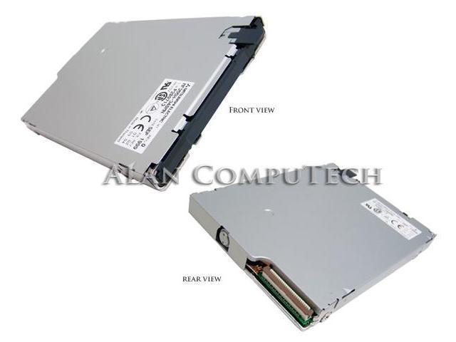 Mistumi 1.44 Slim 3.5in FDD No Bezel Black Door D353F3 Black Door and Button