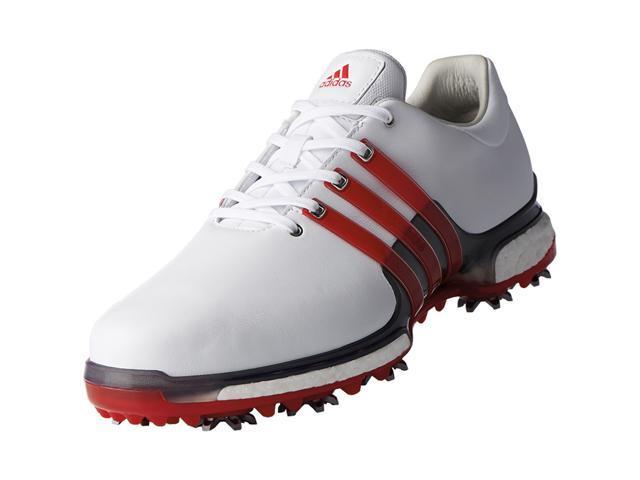 meilleur authentique db2bc ce19b Adidas Tour 360 2.0 Leather Golf Shoe - Newegg.com