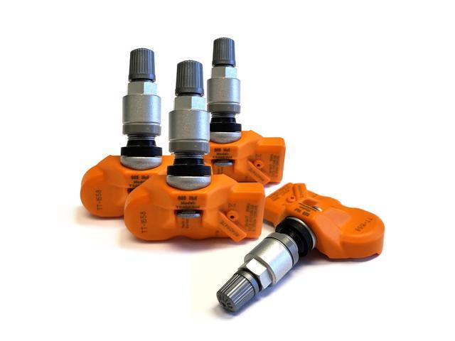 Set of 4 Tire Pressure Sensors TPMS for 2011-2014 Ford E-450 Super Duty -  Newegg com