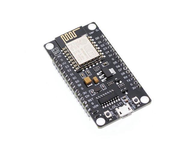 2PCS NodeMcu Lua CH340G ESP8266 WIFI Internet Development Board Module