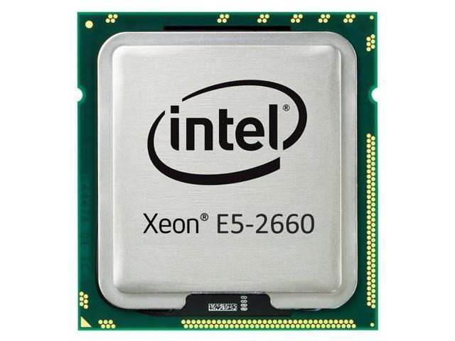New 2.2GHz  Intel XEON E5-2660 8-Cores CPU Processor