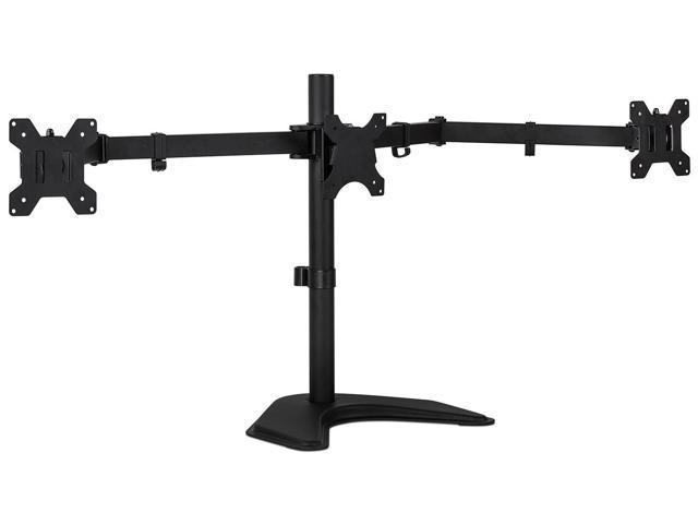 Mount-It! Triple Monitor Desk Stand for 13