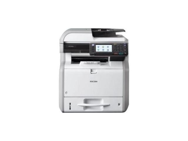 Ricoh 407302 SP 4510SF Duplex Mono Multifuction Laser Printer - Newegg com