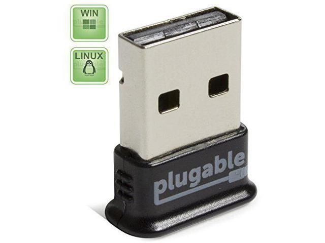 Plugable Usb-Bt4le Bluetooth 4.0 - Bluetooth Adapter For Desktop Computer/Notebook