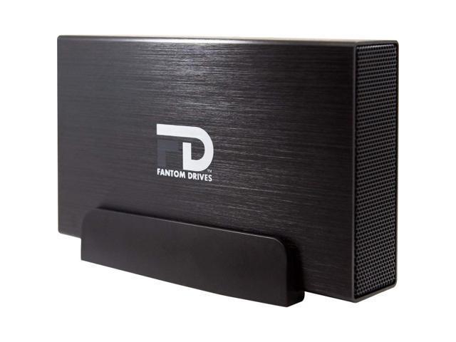 Fantom 10TB External Hard Drive 7200RPM USB 3.0//3.1 Gen 1 eSATA FireWire 800//400