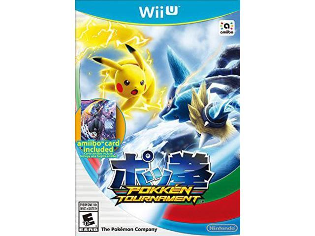 Pokken Tournament - Nintendo Wii U - Newegg.com