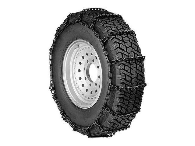 The ROP Shop 2 Link TIRE Chains /& TENSIONERS 20x10x8 for John Deere Lawn Mower Tractor Rider 5559000494