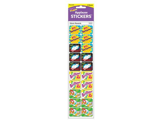 T-71003 Trend Enterprises Inc 100 ct Planets and Sun Applause Stickers