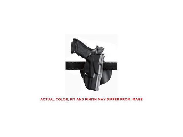 Safariland 6378-283-131 Black STX Tactical RH Conceal Holster For Glock 19 23