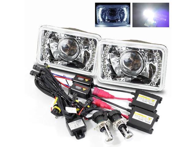 Com Electronics Superstore H4666 4x6 Headlight Conversion ... on