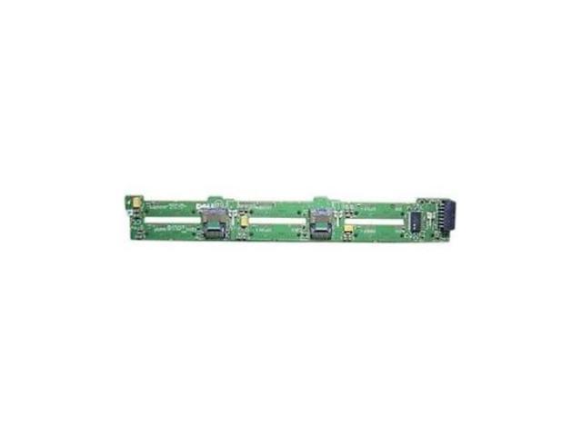 Refurbished: DELL Wr7Pp 6 Slot Hard Drive Backplane Board For Poweredge  R610 R810 R815 - Newegg com