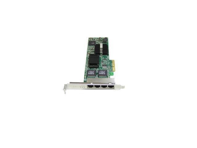 Dell Intel Gigabit ET PCI-E Quad Port Gigabit Server Network Adapter HM9JY