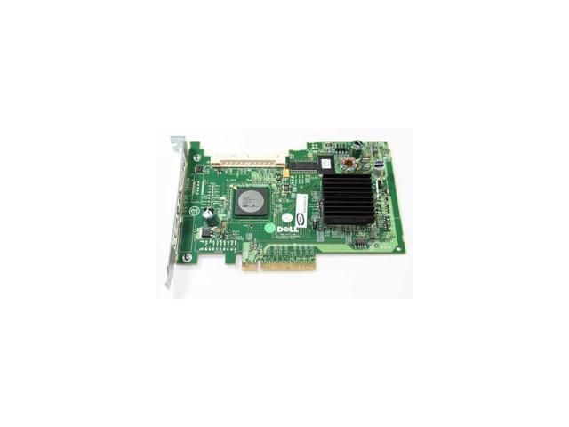Dell Un939 Perc 5 Ir Single Channel Pciexpress Sas Raid Controller For  Poweredge 840 With Standard Bracket - Newegg ca