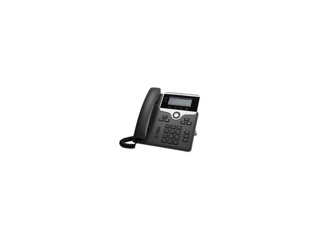 CISCO Cp-7821-K9 Ip Phone 7821 Voip Phone - Newegg com