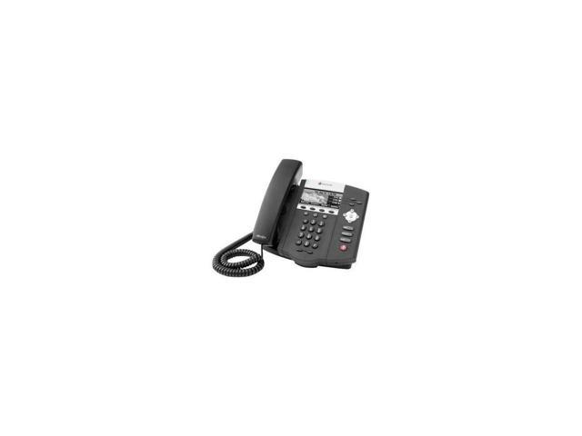 Polycom SoundPoint IP 450 (2200-12450-001) SoundPoint IP 450 3-Line IP  Phone with AC - Newegg com
