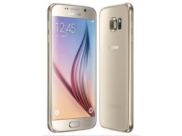Samsung Galaxy S6 SM-G9200 Dual Sim 4G LTE Gold 32GB FACTORY UNLOCKED 5 1