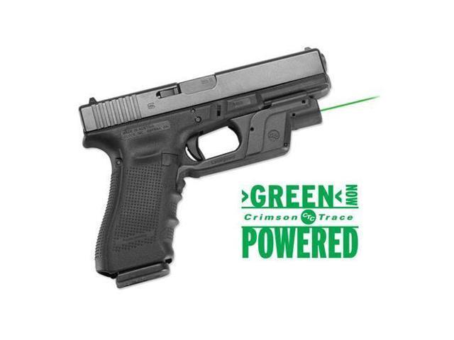Crimson Trace LG-452 LaserGuard Glock Green Laser Sight Trigger Guard Full  Size - Newegg com