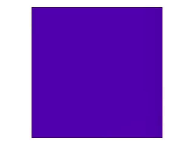 Lee Filters Dark Blue 24x21 Gel Filter Sheet