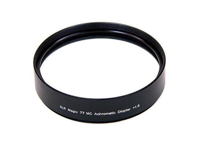 SLR Magic +1 8 Achromatic Diopter for 2x 50 Anamorphic Adapter #SLRD-18 -  Newegg com