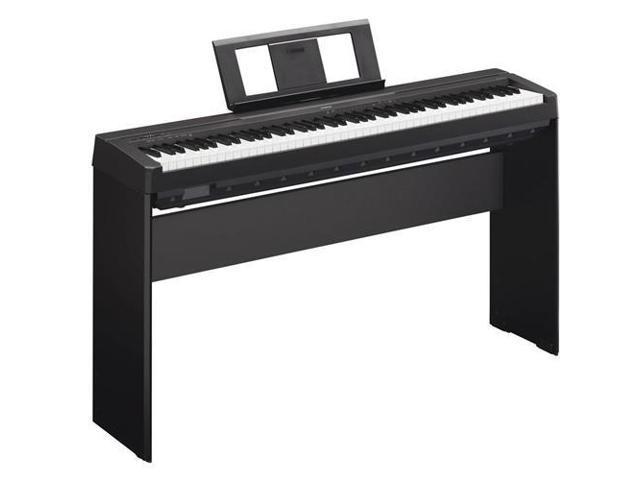 Yamaha P45b Digital Piano : yamaha p45b digital piano black ~ Vivirlamusica.com Haus und Dekorationen