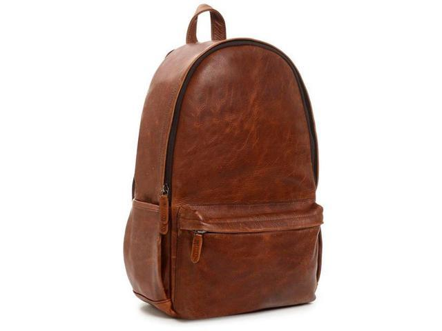 ONA046LBR Antique Cognac Leather Camera Backpack ONA The Clifton