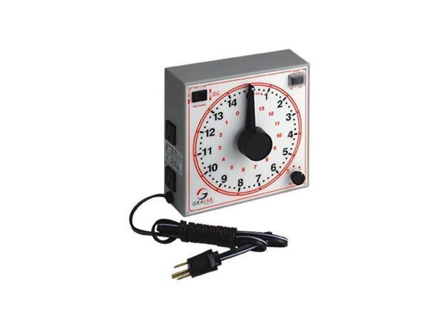 Gralab 172 15 Minute Timer 120v 60hz R
