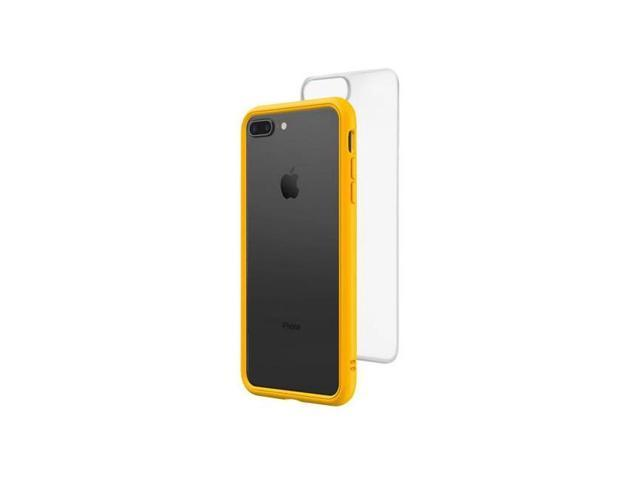 more photos 6e510 d383e RhinoShield Mod NX Modular Case for iPhone 7 Plus /8 Plus - Yellow  #NPB0105509 - Newegg.com