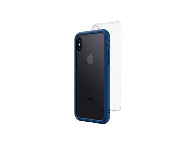 premium selection 7de2f 53926 RhinoShield Mod NX Modular Case for iPhone X - Royal Blue #NPB0106477 -  Newegg.com